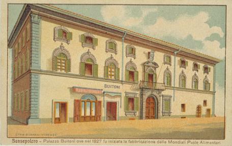 Pastificio Buitoni a Sansepolcro